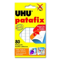 UHU Patafix, Glue Pads 10 x 12 mm