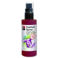 Textile Spray Paint Fashion-Spray 034 bordeaux