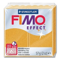 Fimo Effect Metallicfarbe 11 gold