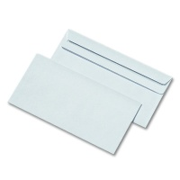 Envelopes DIN Long Format, white, 72 g