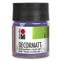 Decormatt Acrylic matt - No. 007 lavender