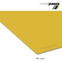 Fotokarton 300g/m² A3 - 14 mango