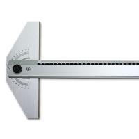 Alu-T-Zeichenschiene 120 cm