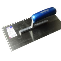 Notched Trowel 6 x 6, 280 mm