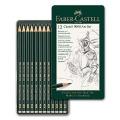 Castell 9000 - Art Set mit 12 Bleistiften