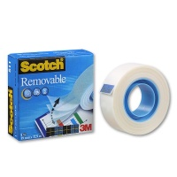 Scotch Magic Tape 811 removable