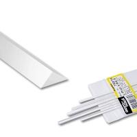 ASA Three-edged Profiles 90°, 1,0 mm