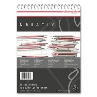 Spiral Block Creativ A4