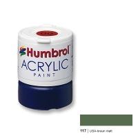 Humbrol Acrylic Paint,  No. 117