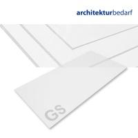 Acrylglas GS - 500 x 1000 x 2,0 mm
