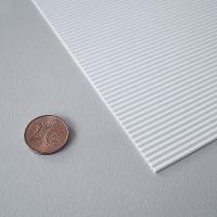 Trapezoidal Sheet, Grid 2,5 mm