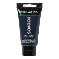 Reeves Acrylic 75 ml, 380 preußischblau