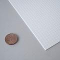 Gehwegplatte, starke Rillen, Raster 4,2 x 4,2 mm