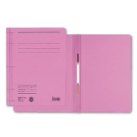 Leitz Loose-Leaf Binder Rapid A4 pink