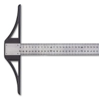 Steel Straightedge 70 cm