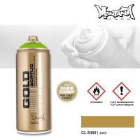 Montana Gold CL8300 sand