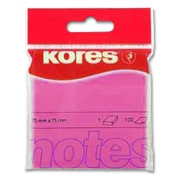 Sticky Notes Kores neon magenta