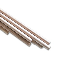 Beech Circular Rod 2,0 mm