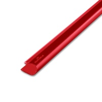 Durable Terminal Strip, DIN A4, Fill Level: 3 mm, red