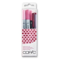 Copic Ciao Doodle Pack pink 4er Set