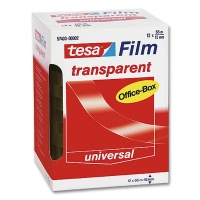 Tesa Transparent Film 12 mm x 66 m