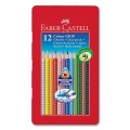 Colour GRIP Crayons, 12 pcs.