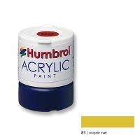 Humbrol Acrylfarbe - Nr. 81