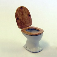 Toilets, Scale 1:35