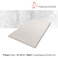 Aquarellbogenware Echt-Bütten rauh 10627045