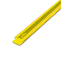 Durable Terminal Strip, DIN A4, Fill Level: 3 mm, yellow