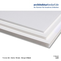 F-Board A4, Stärke 10mm