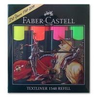 Faber-Castell Textmarker 1548