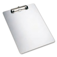 Aluminium Clipboard for A5