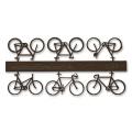 Bicycles 1:87, dark brown