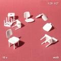 Office Chairs 1:25, 4 Legs, 10 pcs.