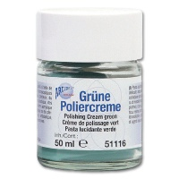 Polishing Cream green 50 ml