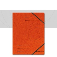 Corner Elastic Colorspan A4 orange