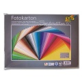 Photo Mounting Board 300 g/m² 25 x 35 cm, assorted colors
