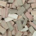 Bricks terracotta mix, Juweela 23073