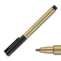 Artist Pen, 250 gold