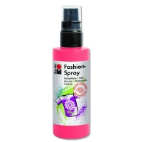 Textile Spray Paint Fashion-Spray 212 flamingo