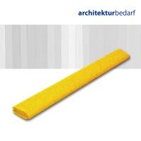 Feinkrepp 32g/m² gelb
