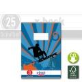 Herlitz Exercise Book Lin. 25 A4