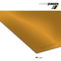 Tonzeichenpapier 130g/m² DIN A4, 98 gold
