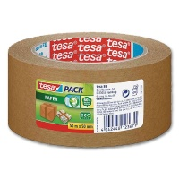Paper Packing Tape, Tesa ecoLogo brown