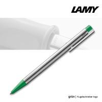 Lamy Kugelschreiber logo - grün