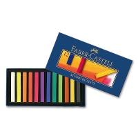 Soft Pastel Crayons - Creative Studio, 12 pcs.