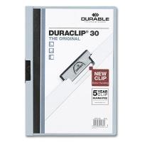 Clip Folder Duraclip 30 - A4 blue