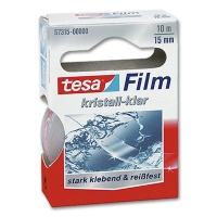 Tesa crystal clear, 15 mm x 10 m