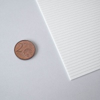 Cladding Slab, Plank Width 2,5 mm